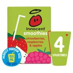 Innocent Kids Strawberry, Blackberry & Raspberry Smoothies