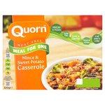 Quorn Mince & Sweet Potato Casserole