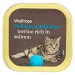 Terrine Rich in Salmon Waitrose
