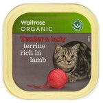 Waitrose Organic Terrine Rich in Lamb