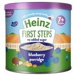 Heinz Blueberry Porridge
