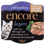Encore Layers with Tuna & Anchovy Cat Pot