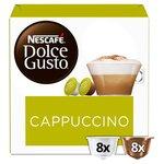 Nescafe Dolce Gusto Cappuccino Pods