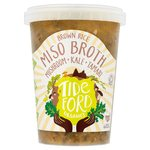 Tideford Organic Brown Rice Miso Broth Mushroom & Kale & Tamari