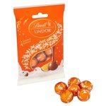 Lindt Lindor Mini Truffles Milk Orange