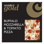 Ocado Gold Buffalo Mozzarella & Tomato Pizza