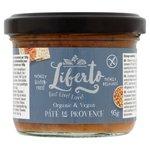 Liberto Organic & Vegan Pate De Provenceo Gluten Free