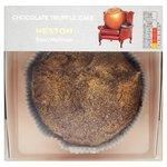 Heston from Waitrose Chocolate Truffle Cake