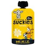The Collective Kids Suckies Banana Yoghurt