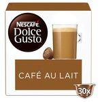 Nescafe Dolce Gusto Cafe Au Lait Capsules