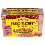 Old El Paso Stand N Stuff Crispy Chicken Taco Kit