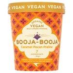 Booja Booja Organic Caramel Pecan Praline Ice Cream