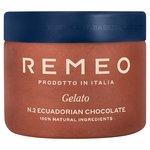 Remeo Gelato Dark Chocolate 72% Gelato