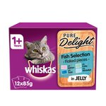 Whiskas Casseroles 1+ Fish in Jelly