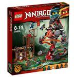 LEGO Ninjago Dawn of Iron Doom 70626 8+