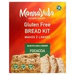 Mannavida Garlic & Rosemary Focaccia Bread Kit