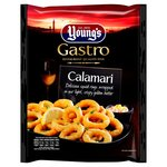 Young's Gastro Battered Calamari Frozen