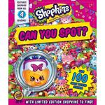 Shopkins Can You Spot Book