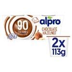 Alpro Dessert Moments Chocolate Hazelnut