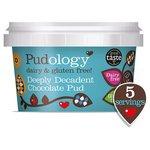 Pudology Dairy Free Large Chocolate Pud