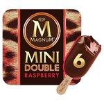 Magnum Mini Double Raspberry Ice Cream