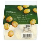 Miniature New Potatoes Waitrose