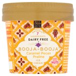 Booja Booja Organic Caramel Pecan Praline Dairy Free Ice Cream