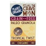 Planet Organic Paleo Granola Tropical Twist