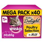 Whiskas Casseroles Poultry Selection Jelly