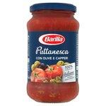 Barilla Puttanesca Sauce