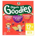 Organix Organic Fruit Gummies Multipack