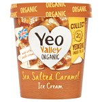 Yeo Valley Salted Caramel Ice Cream