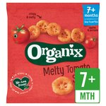 Organix Finger Foods Organic Crunchy Tomato Slices