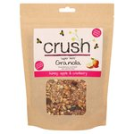 Crush Super Hero Granola Honey, Apple & Cranberry