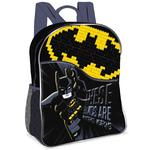Lego Batman EVA Front Pocket Backpack
