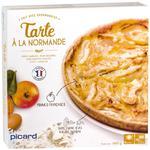 Picard Apple Tart A La Normandie Frozen