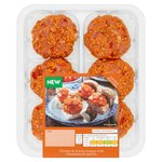 Waitrose 6 Chicken & Chorizo Burgers