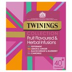 Twinings Fruit & Herb Selection Gift Pack