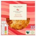 Waitrose Summer Quiche Lorraine