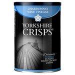 Yorkshire Crisps Chardonnay Wine Vinegar Luxury Crisps