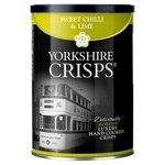 Yorkshire Crisps Sweet Chilli & Lime Luxury Crisps