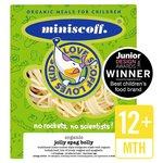Miniscoff Organic Jolly Spag Bolly Frozen