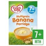 Cow & Gate Multigrain Banana Porridge