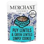 Merchant Gourmet Ready to Eat Puy Lentils