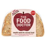 The Food Doctor Seed & Oat Bread