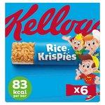 Kellogg's Rice Krispies Cereal Milk Bars
