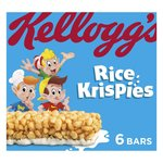 Kellogg's Rice Krispies Cereal Milk Bars