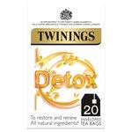 Twinings Detox Tea Bags
