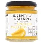 English Mustard essential Waitrose