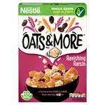 Nestle Oats & More Raisins